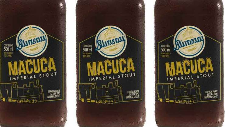Macuca é ouro no MBeer Contest Brazil